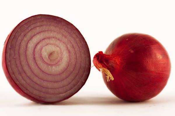 Zwiebeln rot Produktbild