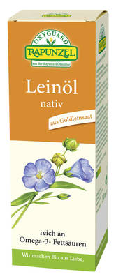 Leinöl nativ 250ml Produktbild