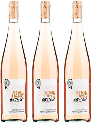Steyerkirch Spätburgunder Rose 3er Produktbild