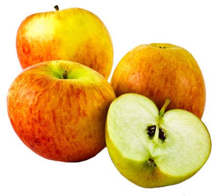 Apfel Braeburn Produktbild