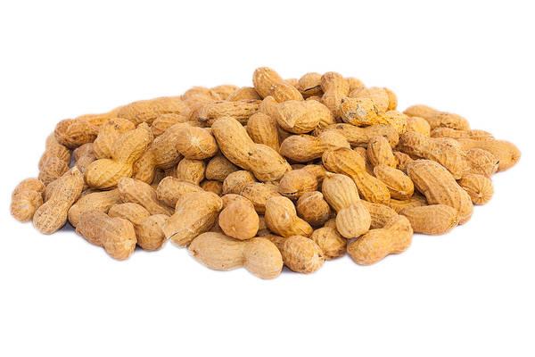 Erdnüsse Produktbild