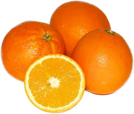 Orangen Produktbild