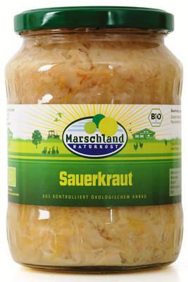 Sauerkraut 720ml Produktbild
