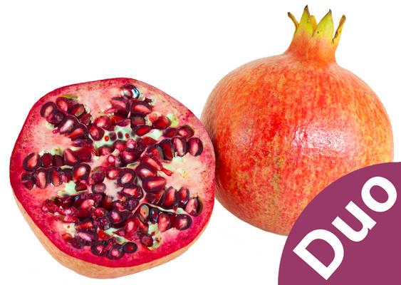Granatapfel-Duo Produktbild