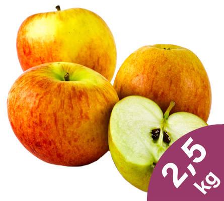 Apfel Braeburn 2,5kg Produktbild