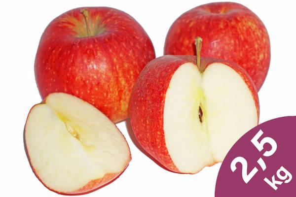 Apfel Red Jonaprince 2,5kg Produktbild