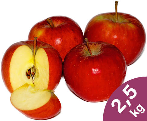 Apfel Topaz 2,5kg Produktbild