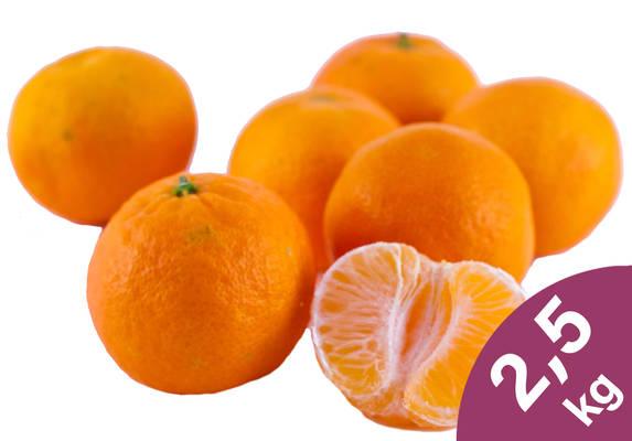 Clementinen 2,5kg Produktbild