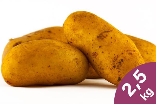 Kartoffeln  2,5kg Produktbild