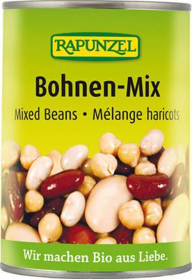 Bohnen-Mix Produktbild