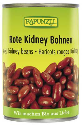 Rote Kidney Bohnen Produktbild