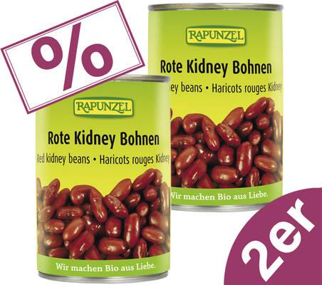 Rote Kidney Bohnen 2er Produktbild