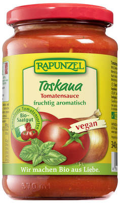 Tomatensauce Toskana Produktbild