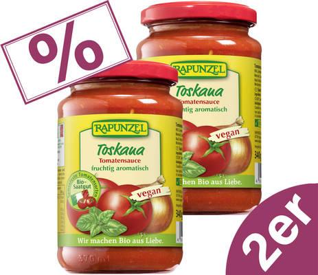Tomatensauce Toskana 2er Produktbild