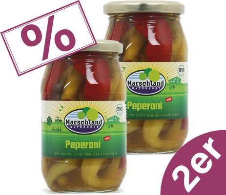 Peperoni mild 2er Produktbild