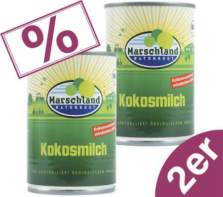 Kokosmilch 2er Produktbild