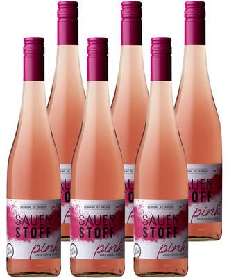 SauerStoff pink 6er Produktbild