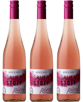 SauerStoff pink 3er Produktbild