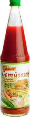 Tomate-Gemüsesaft Produktbild
