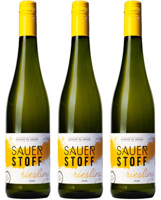 SauerStoff Riesling 3er Produktbild