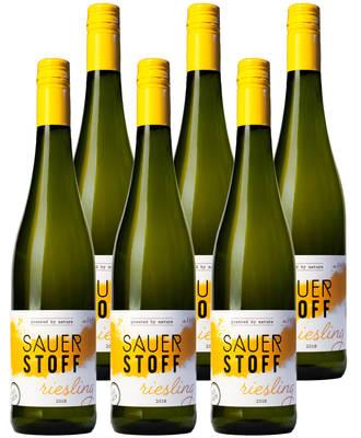 SauerStoff Riesling 6er Produktbild