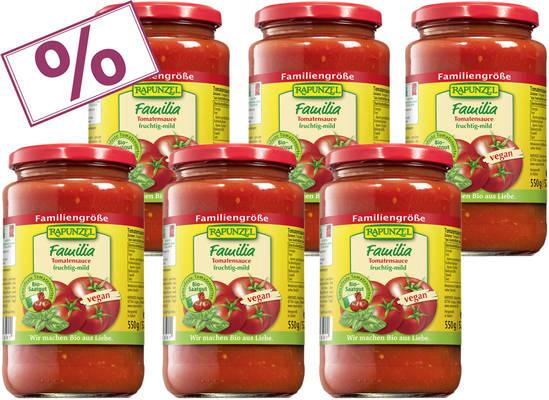 Tomatensauce Familia 6er Produktbild