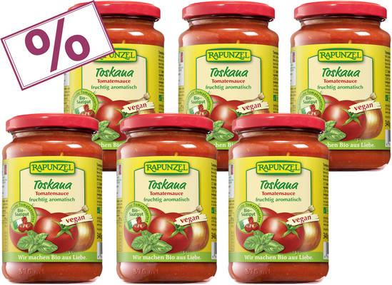 Tomatensauce Toskana 6er Produktbild
