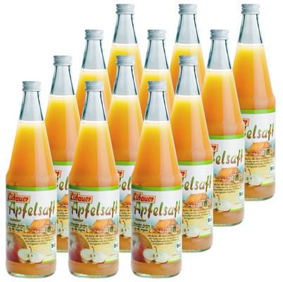 Apfelsaft frisch 12er Produktbild