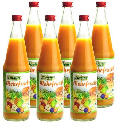 Mehrfruchtsaft 6er Produktbild