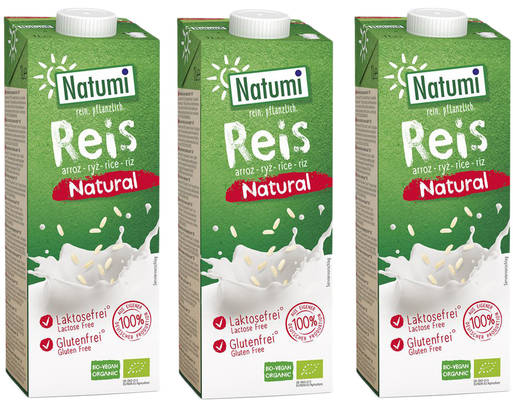 Reisdrink Natural 3er Produktbild
