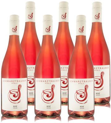Rosé trocken 6er Produktbild