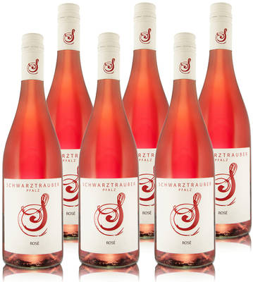 Rosé feine Süße 6er Produktbild