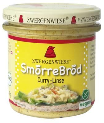 SmörreBröd Curry-Linse Produktbild