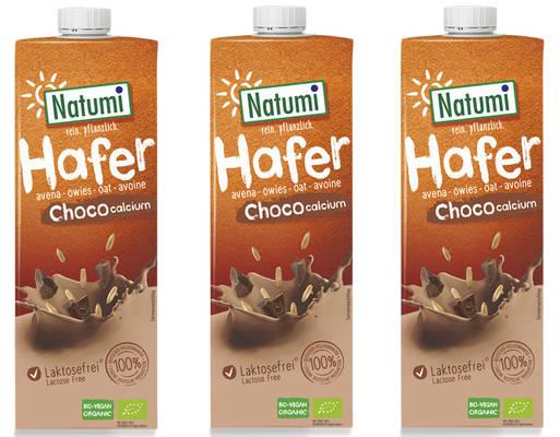 Hafer Choco +Calcium 3er Produktbild