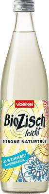 BioZisch leicht - Zitrone naturtrüb Produktbild