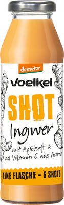 Shot Ingwer Produktbild