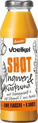 Shot Ingwer & Kurkuma Produktbild
