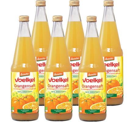 Orangensaft 6er Produktbild