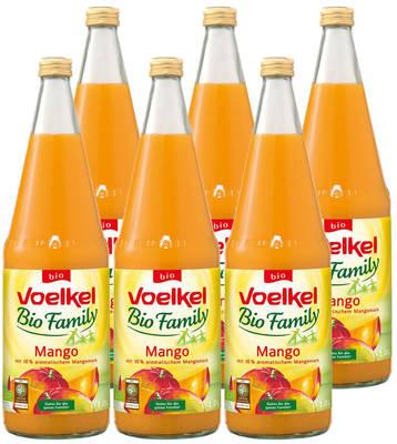 Bio Family Mango 6er Produktbild