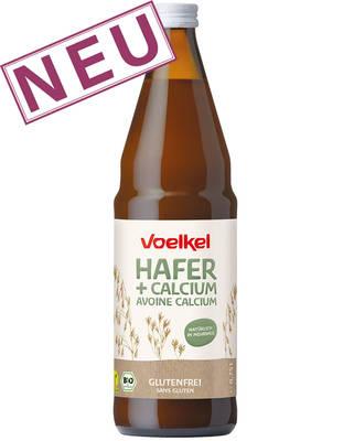 Voelkel Hafer +Calcium Drink Produktbild