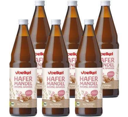 Voelkel Hafer Mandel Drink 6er Produktbild