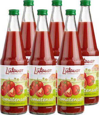 Tomatensaft 6er Produktbild