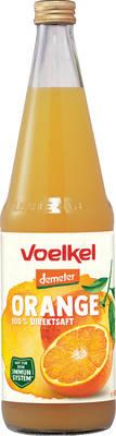 Orangensaft Demeter Produktbild