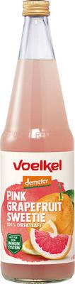 Pink Grapefruitsaft Produktbild