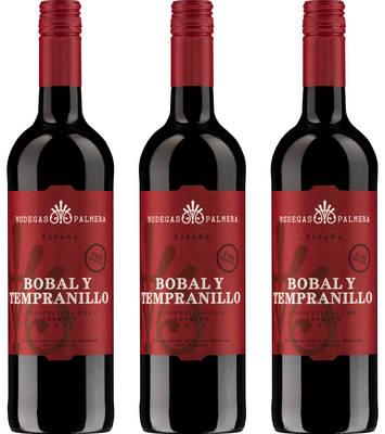 Bobal y Tempranillo 3er Produktbild