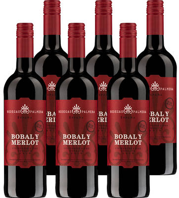 Bobal y Merlot 6er Produktbild