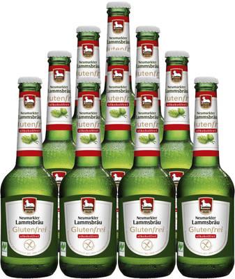 Lammsbräu Glutenfrei Alkoholfrei 10er Produktbild