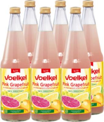 Pink Grapefruitsaft 6er Produktbild