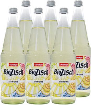 BioZisch Zitrone 6er Produktbild