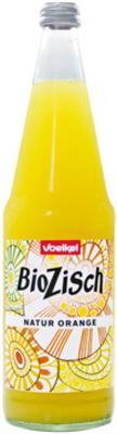 BioZisch Natur-Orange Produktbild